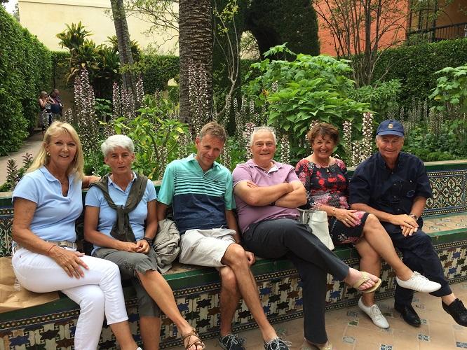 Sortie 2017 Espagne Victoria Golf Club F