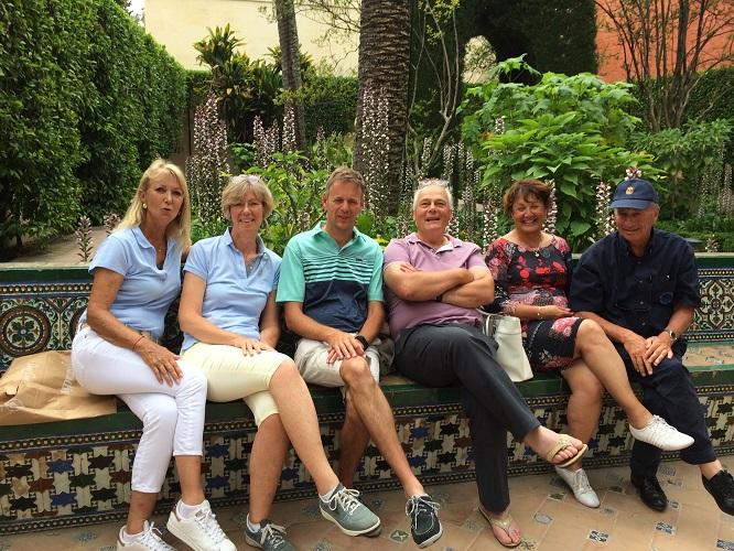 Sortie 2017 Espagne Victoria Golf Club G
