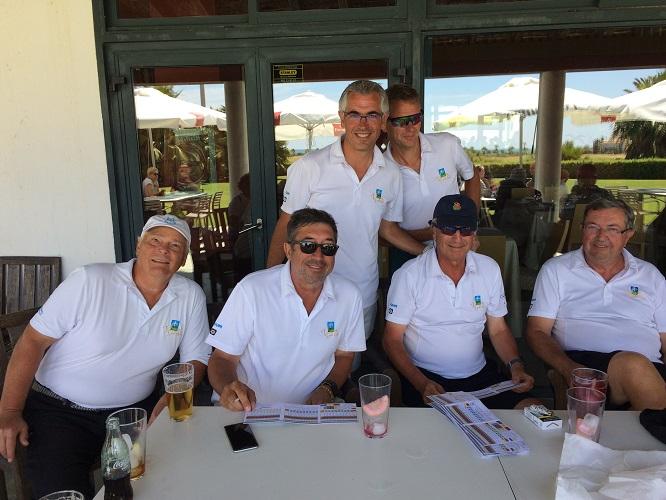 Sortie 2017 Espagne Victoria Golf Club K
