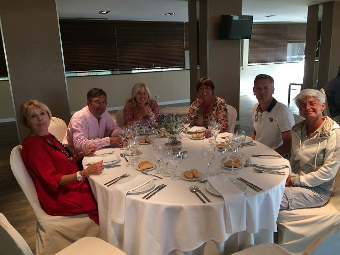 Sortie 2017 Espagne Victoria Golf Club L