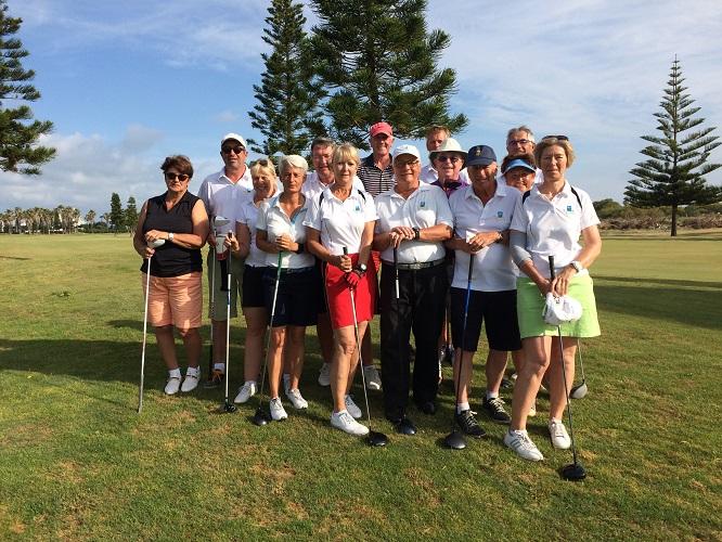 Sortie 2017 Espagne Victoria Golf Club LOGO