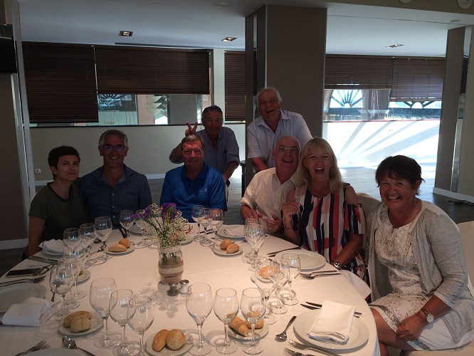 Sortie 2017 Espagne Victoria Golf Club M